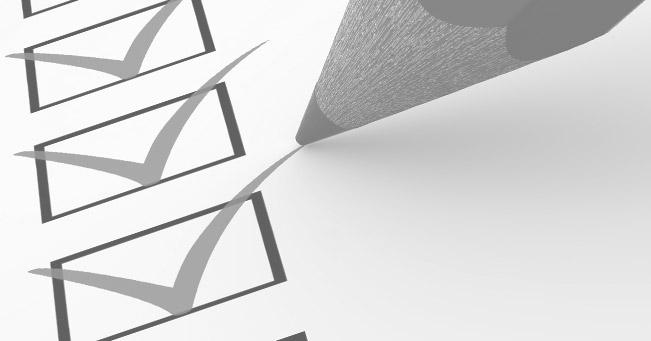 checklist mariage