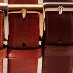 Guide des tailles de ceinture