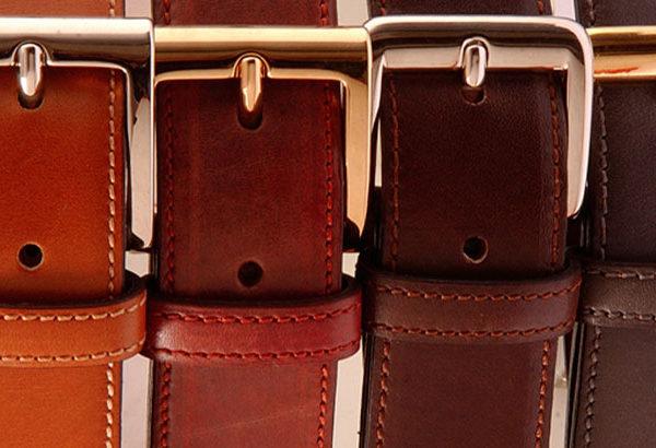 tailles de ceintures