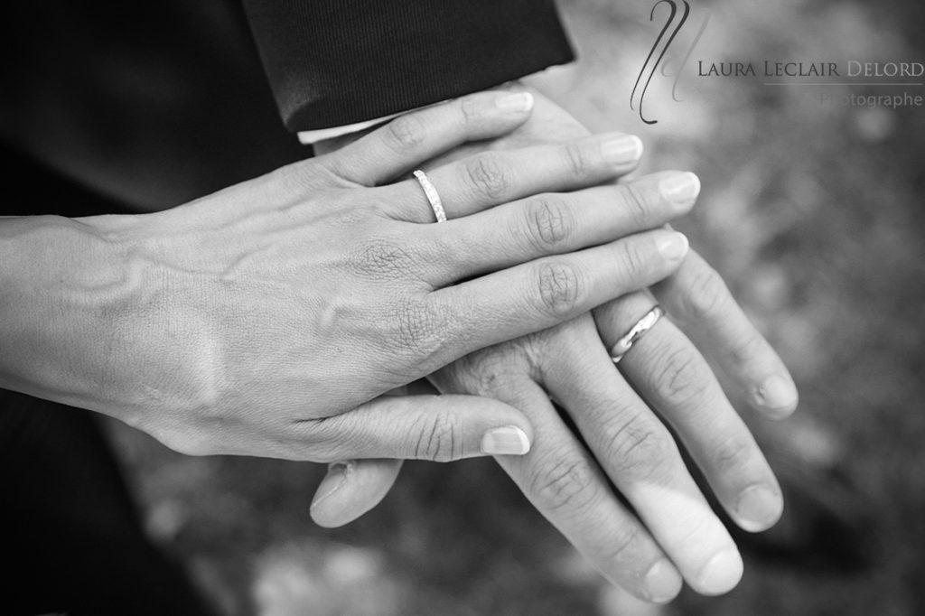 Laura Leclair Delord photo de mariage