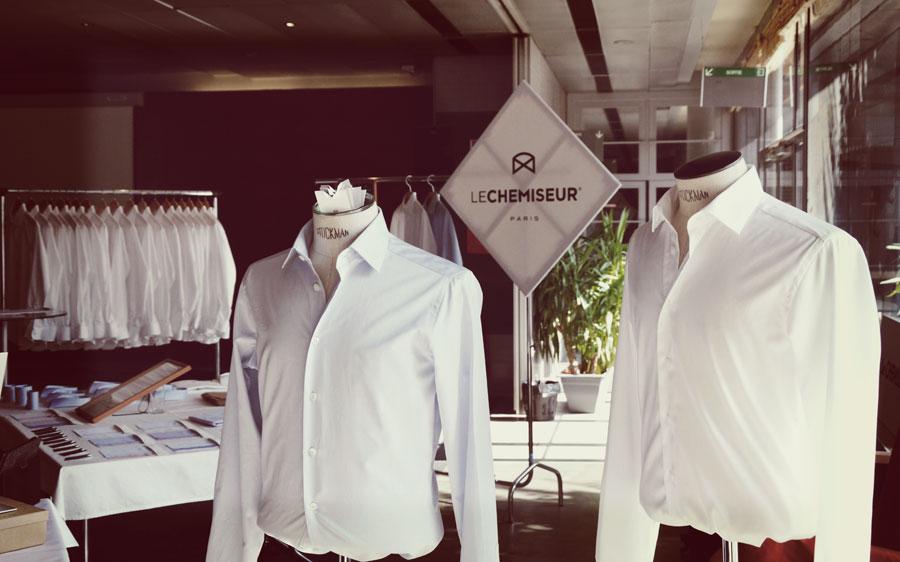 showroom le chemiseur