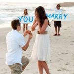 Quelques idées pour une demande en mariage