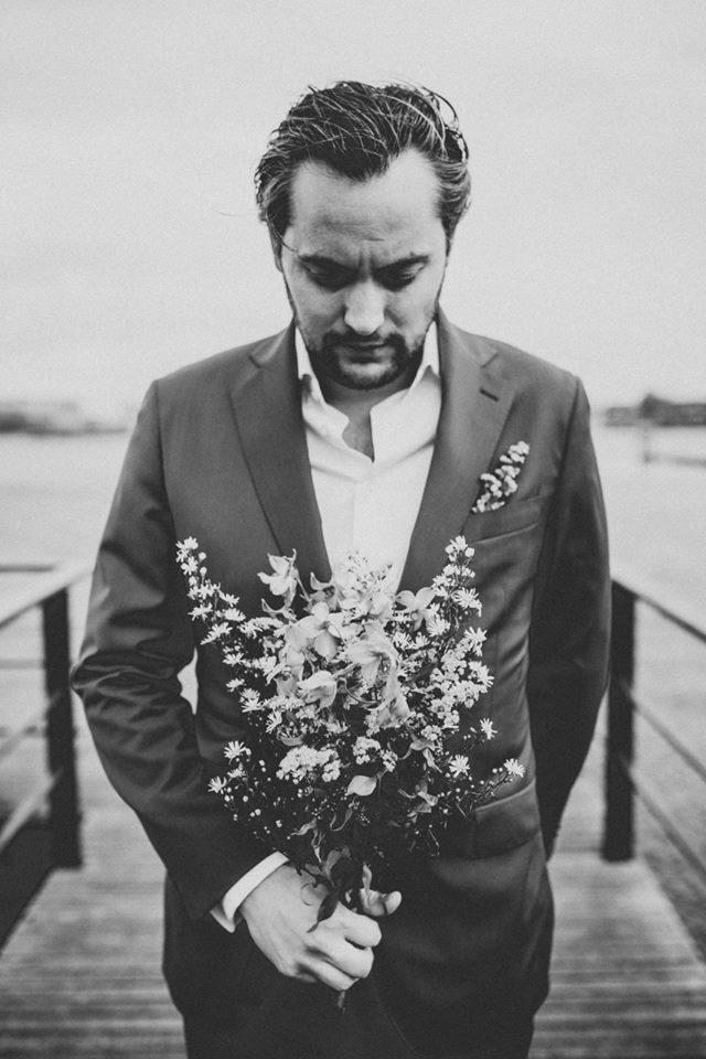 la remise du bouquet