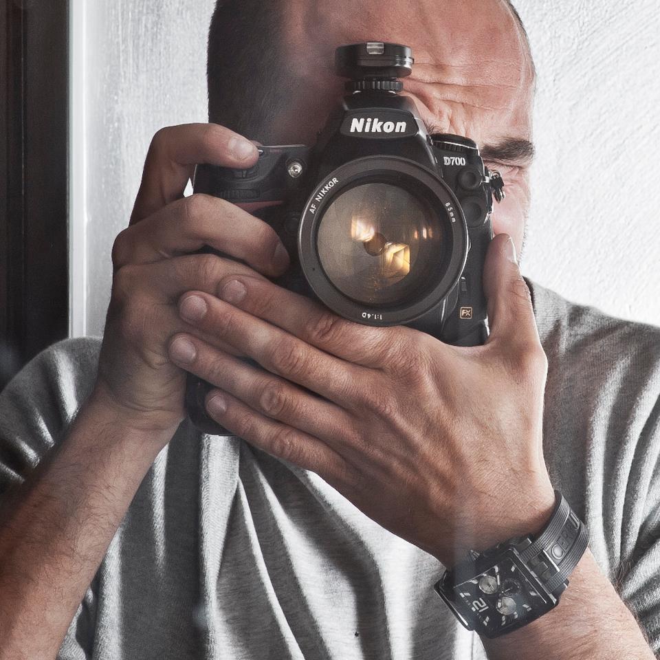 Autoportrait Julien Navarre