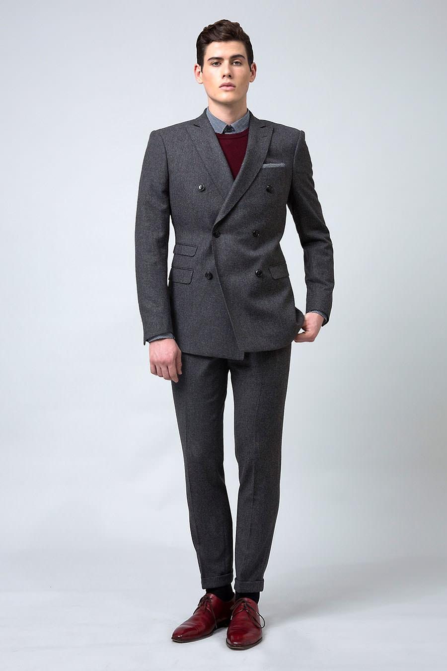 samonsurmesureH16 costume croise gris - web
