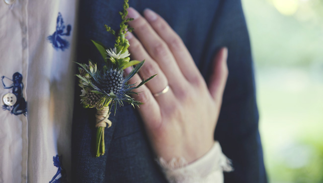 boutonniere marie
