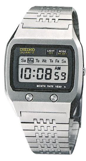 Seiko 0674 LC
