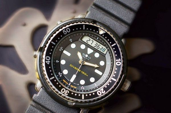 diver seiko james bond