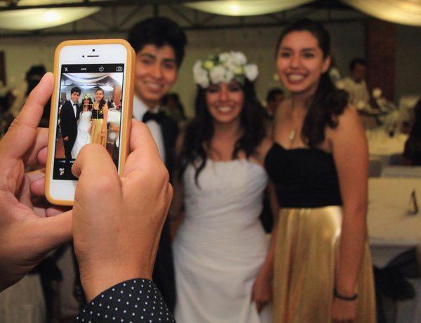 partager photo de mariage