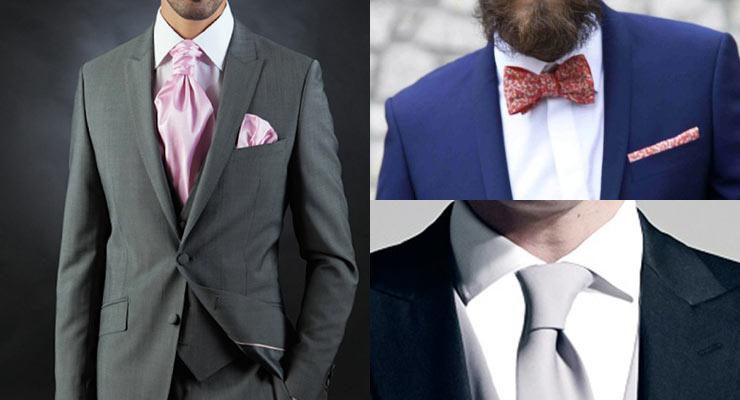 nœud pap, cravate et lavallière