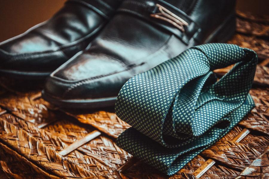 costume et cravate