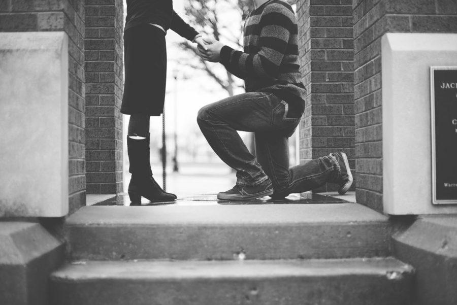 tenue de fiançailles