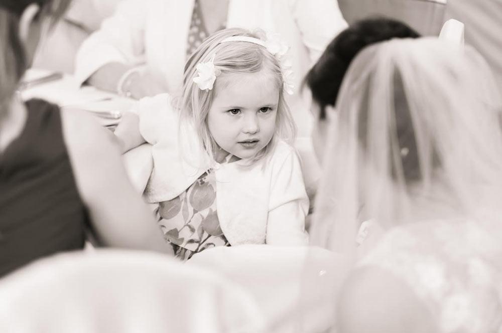 les enfants pendant le mariage