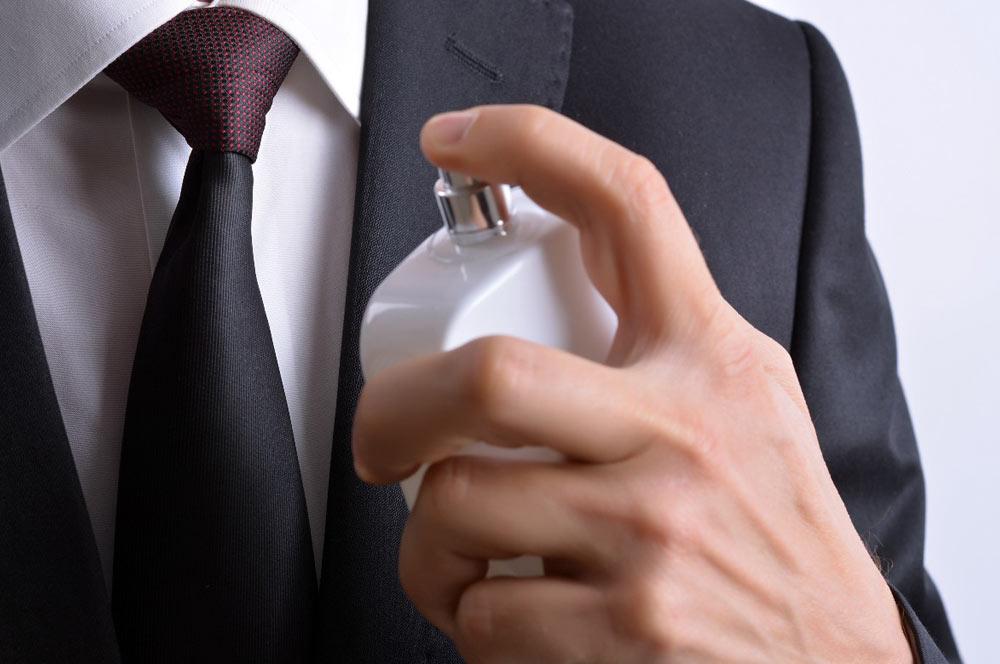 Parfum du marié