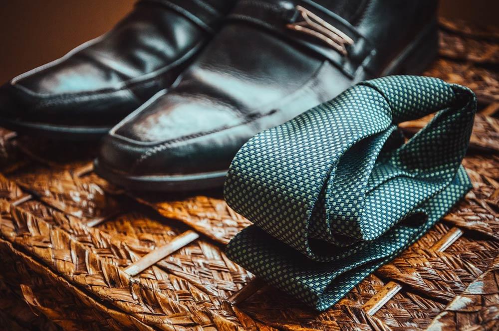 Quel noeud de cravate pour le marié