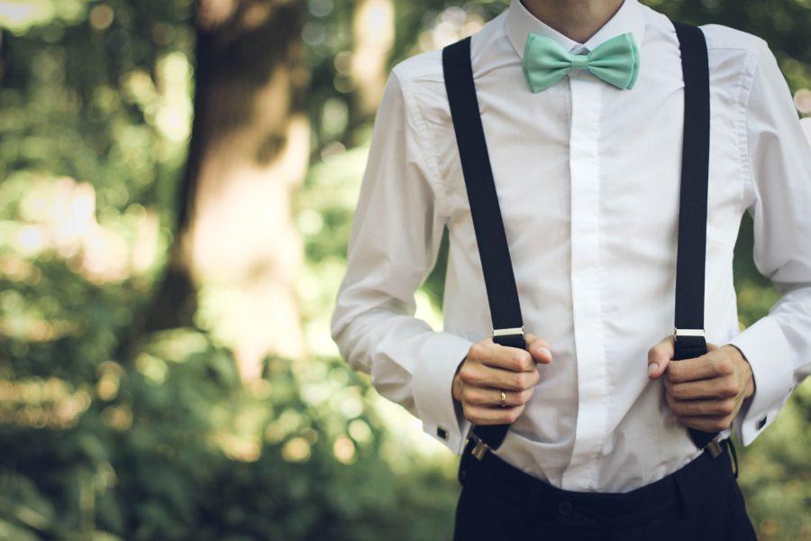 chemise avec bretelles