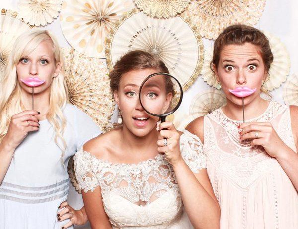Organiser son photobooth de mariage