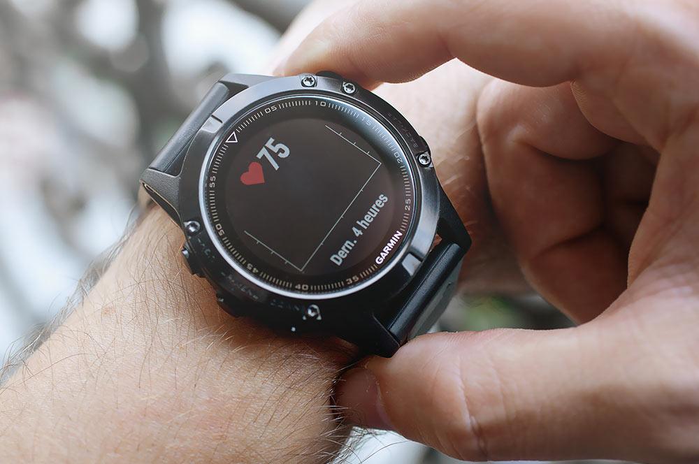 Garmin Fenix 5, test de la montre des sportifs exigeants JDM