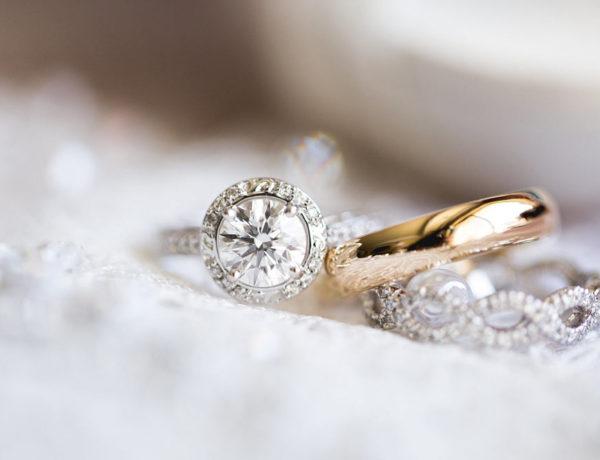 que faire de sa bague de fiançailles après le mariage