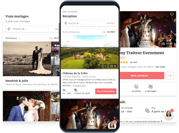 Application Mariage Net