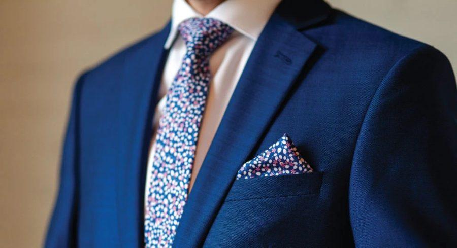 Cravate Pochette Liberty